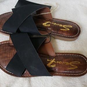 Brand new Sevens7 Sandals